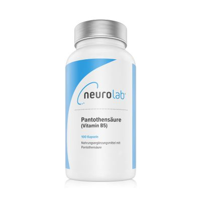 NeuroLab Pantothensäure (Vitamin B5)